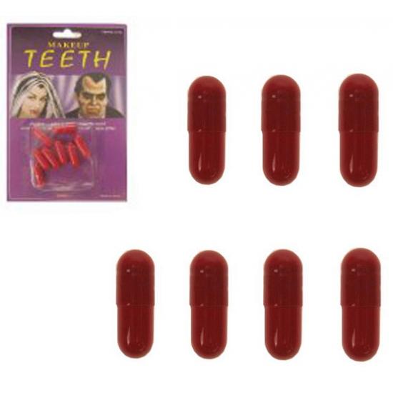 7 stuks bloedcapsules