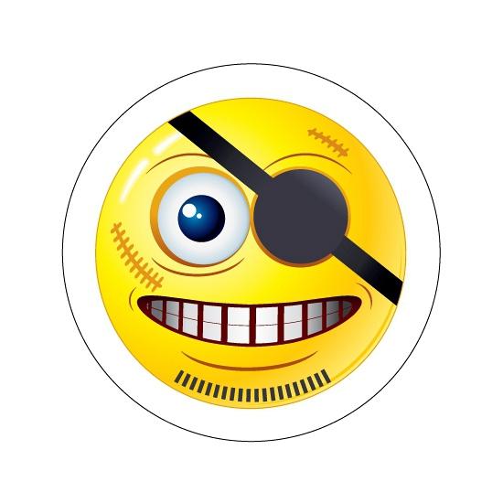 Agenda stickers Smileys type 8