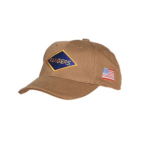 Amerikaanse ranger pet khaki
