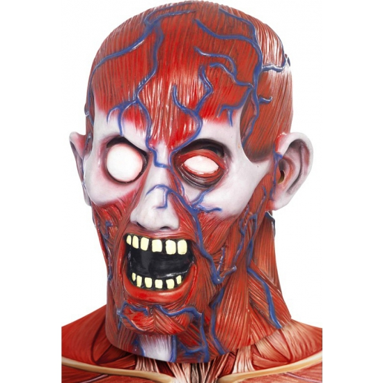Anatomisch griezel masker