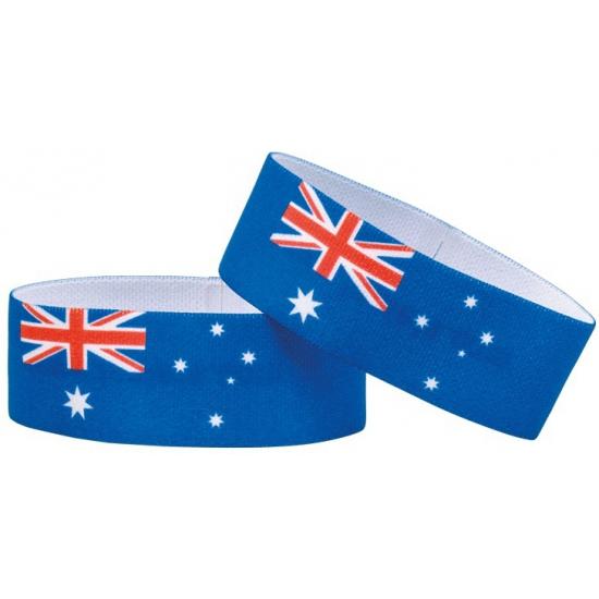 Australie fan armbandje