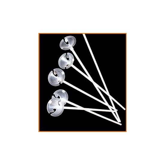 Ballonnen staaf 100 stuks
