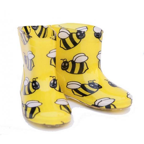 Bijen laarsjes voor kids
