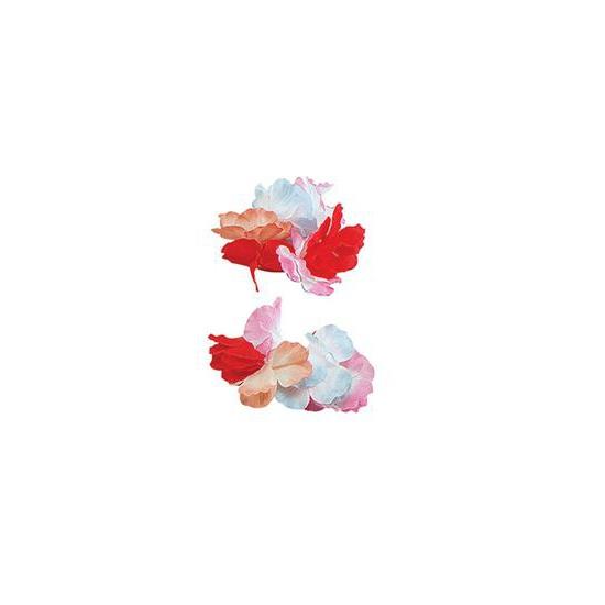 Bloemen armbanden set