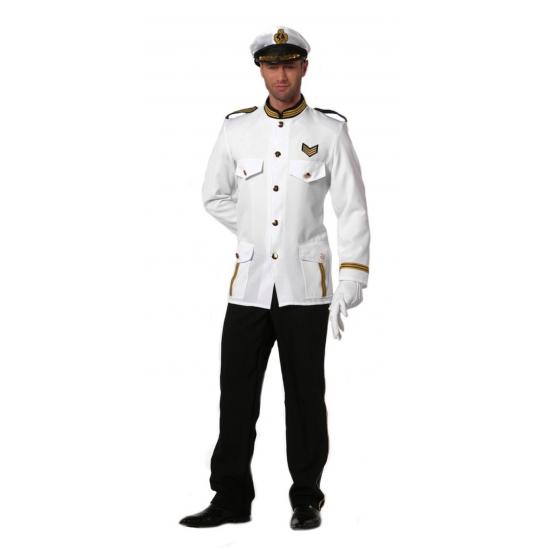 Carnaval Kapitein kostuum voor heren