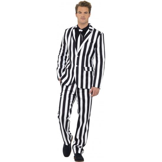 Carnavalskleding heren kostuum Humbug