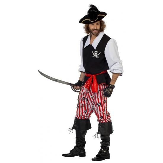 Carnavalskleding voor heren piraat