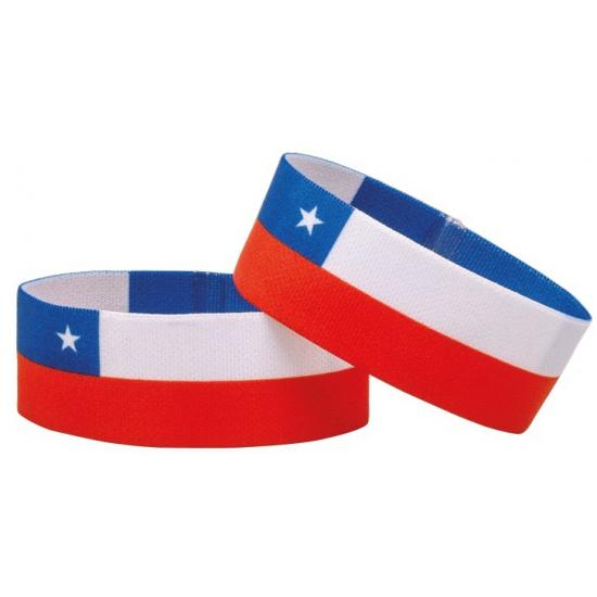 Chili fan armbandje