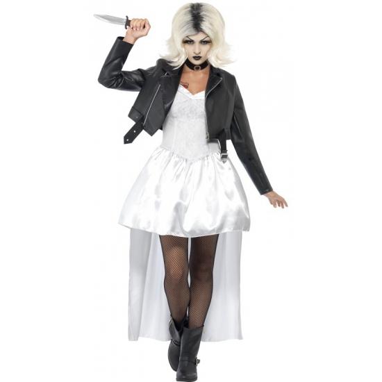 Chucky bruid kostuum voor dames