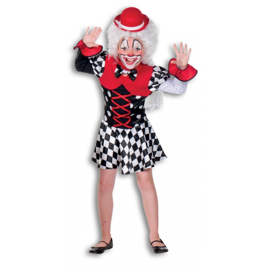 Clownspak voor meiden