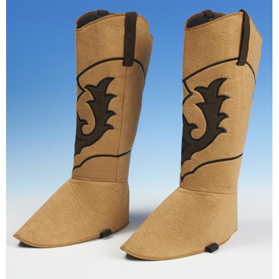 Cowboy schoenhoezen voor volwassenen