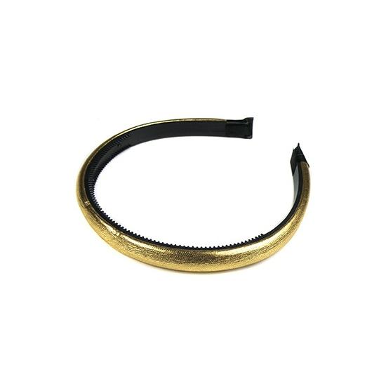 Dames haarband goud