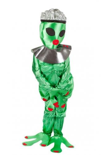 Dames ruimtewezen kostuum