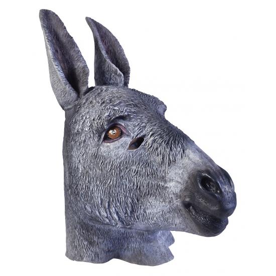 Dierenmasker donkey