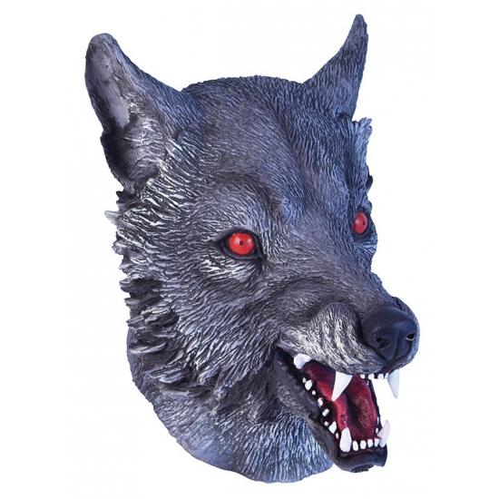 Dierenmasker wolf