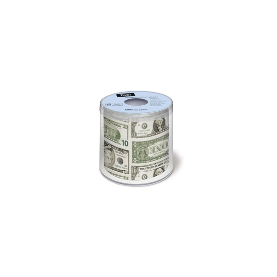 Dollar toiletpapier