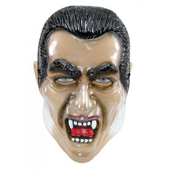 Doorzichtige maskers vampier