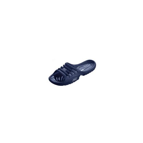 Douche slippers navy voor dames