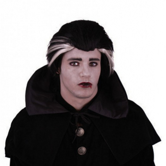 Dracula pruiken en accessoires