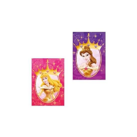 Dubbele wenskaarten Disney Prinsessen
