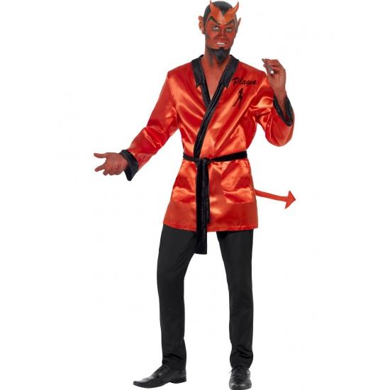 Duivel kostuum met masker
