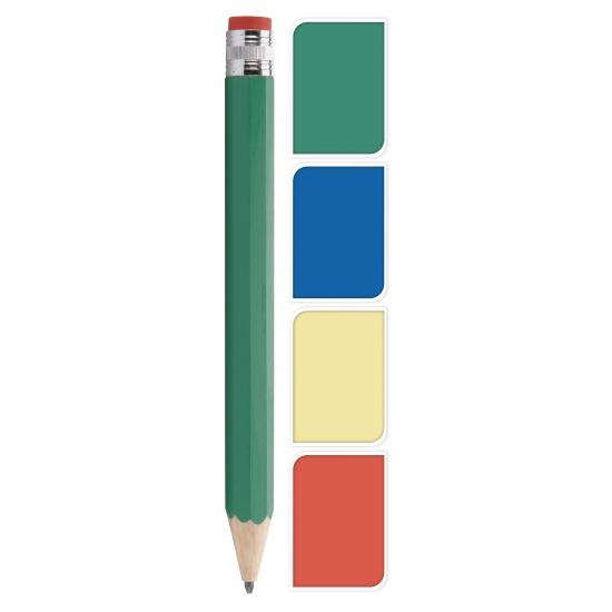 Extra groot potlood 36 cm