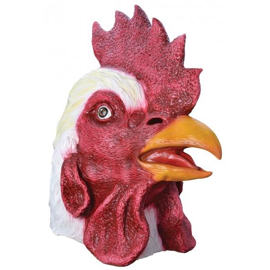 Feest dierenmasker haan