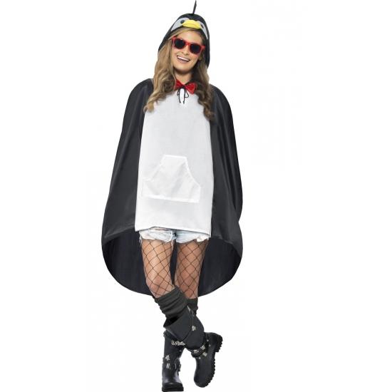 Festival poncho pinguin