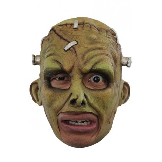 Frankenstein masker met open kin