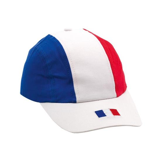 Franse vlag cap