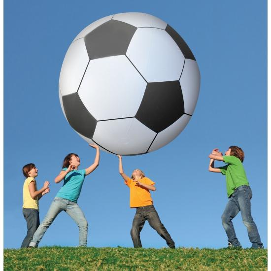 Fun mega voetbal 180 cm