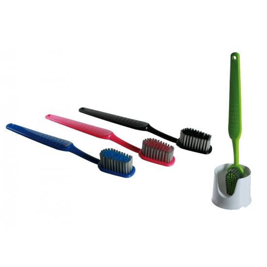 Fun toiletborstel tandenborstel