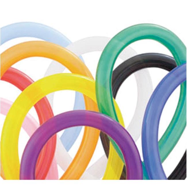 Gekleurde modelleerballonnen 100 stuks