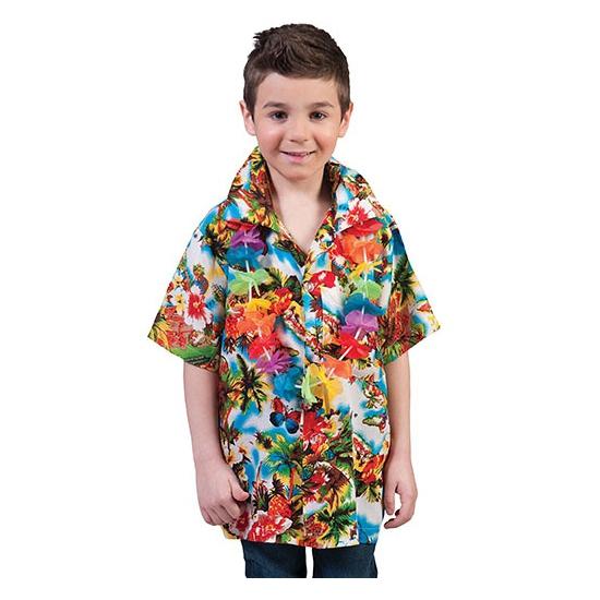 Gekleurde shirt voor kinderen