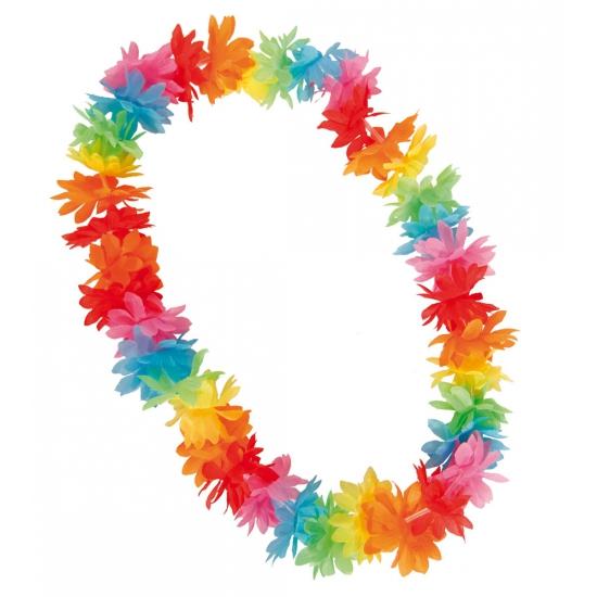 Gekleurde tropische kransen
