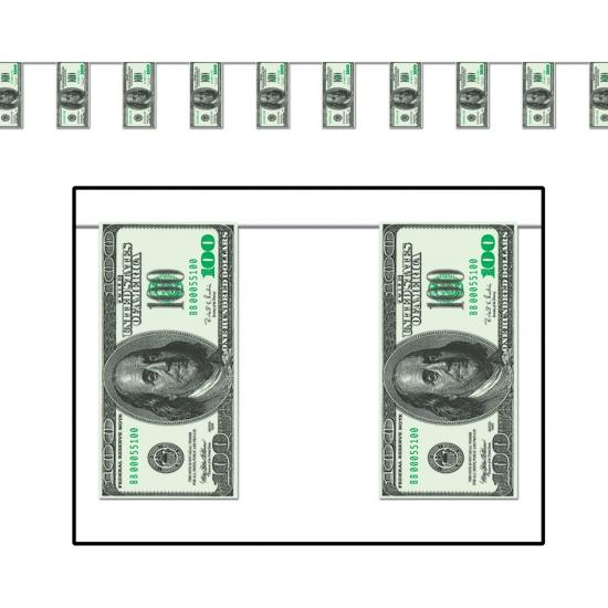 Geld slinger casino feestje