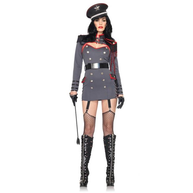Generaal Punishment kostuum voor dames