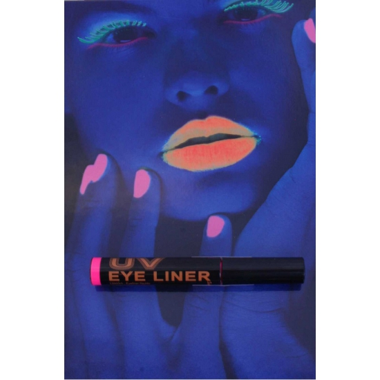 Glow in the dark eyeliner roze