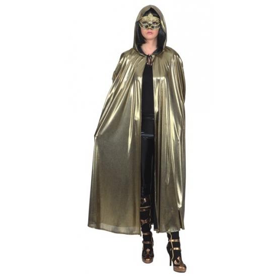 Gouden cape metallic