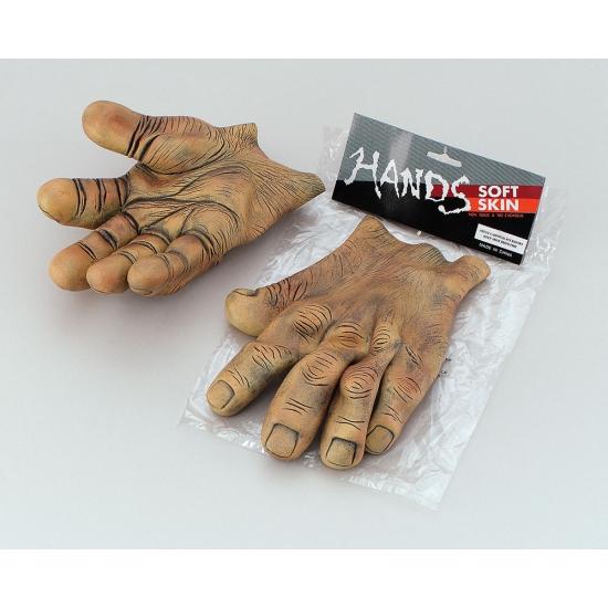 Halloween Gigantische latex handen