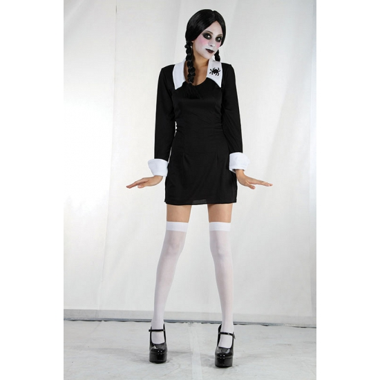 Halloween jurkje voor meisjes