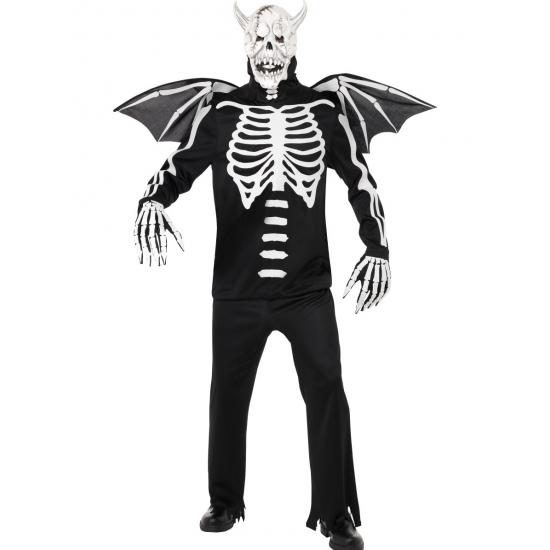 Halloween kleding demoon