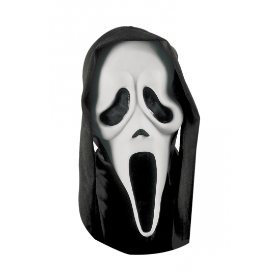Halloween maskers Scream