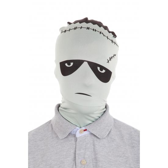 Halloween Morphsuit masker Frankenstein