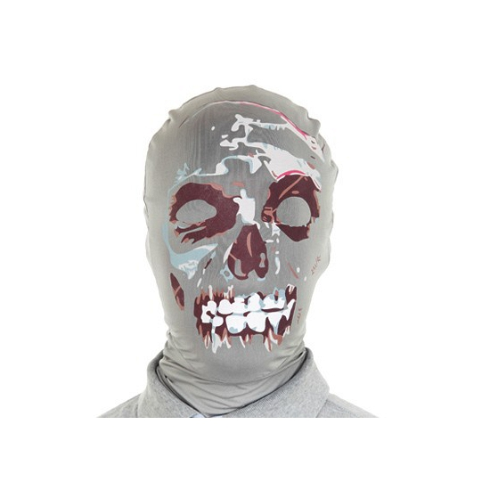 Halloween Morphsuit masker zombie