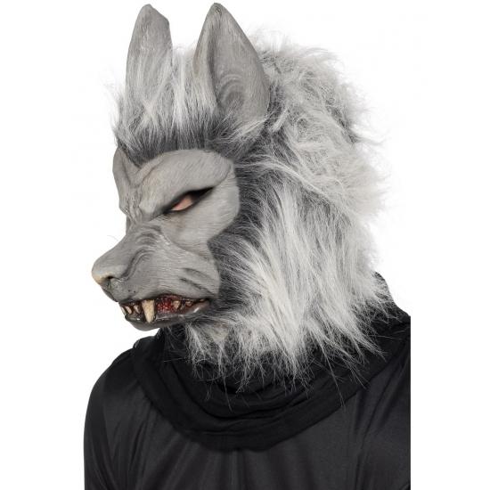 Halloween weerwolf maskers