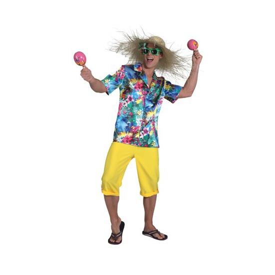 Hawaii overhemden voor heren