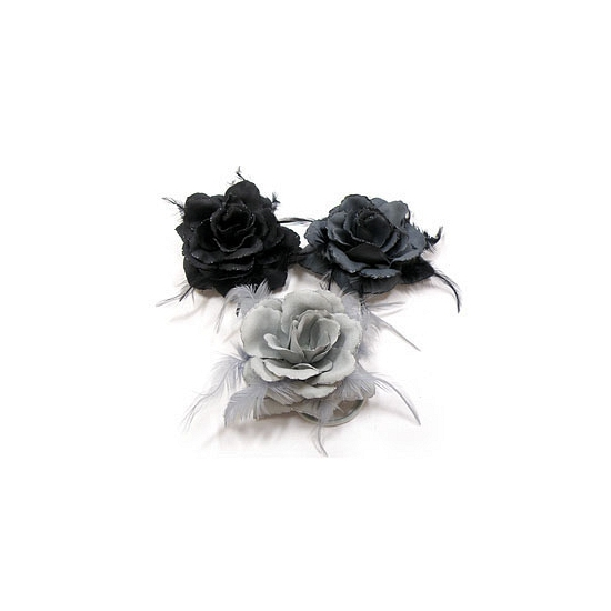 Hawaii roos grijs kleuren