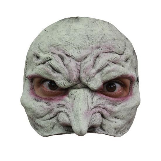 Heksen masker half gezicht