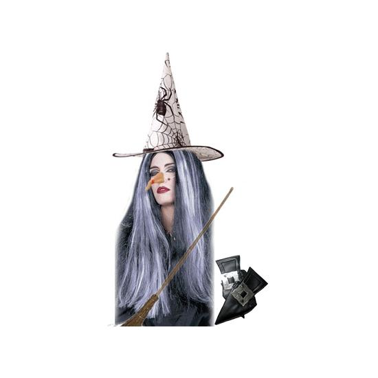 Heksen verkleed accessoires set groot